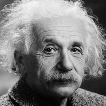 Albert Einstein: Remember Your Humanity and Forget the Rest.