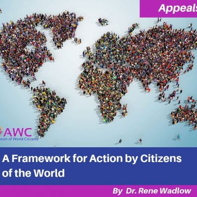 A Framework for Action by Citizens of the World