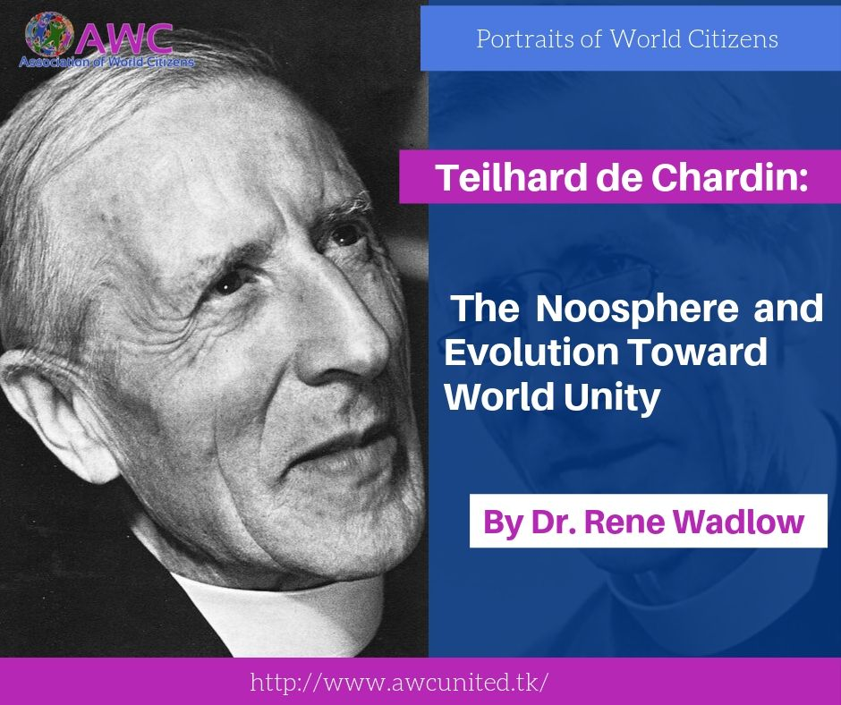 Teilhard de Chardin: