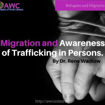 Migration and Awareness of Trafficking in Persons by Rene Wadlow