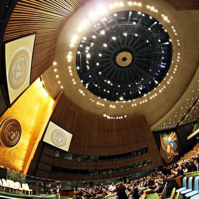 U.N. General Assembly: Can It Provide the Needed Global Leadership?