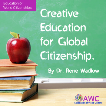 Creative Education for Global Citizenship.