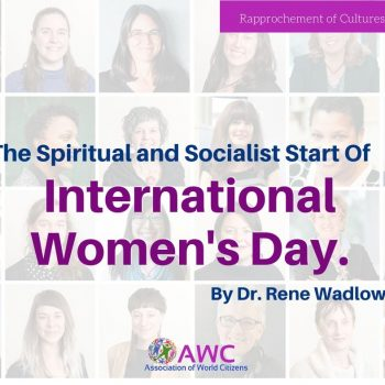 The Spiritual and Socialist Start of International Women's Day