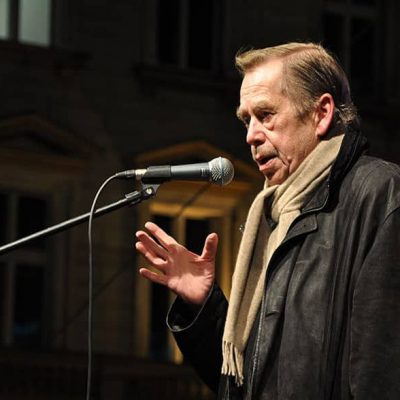 Vaclav Havel: Resistance and Vision.