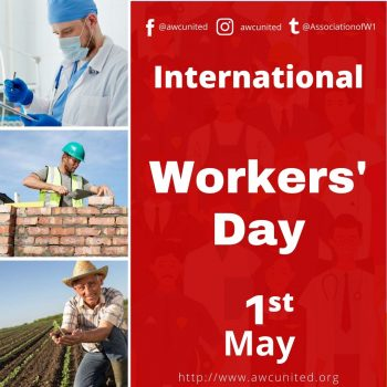 International Worker's Day. A Path of Sacrifices.