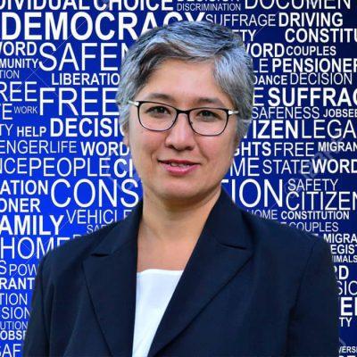 Prof Zulfiya Tursunova