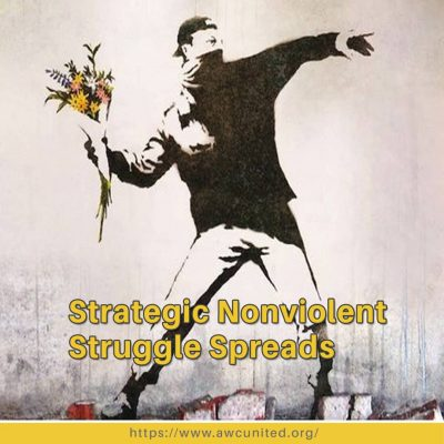 Strategic Nonviolent Struggle Spreads