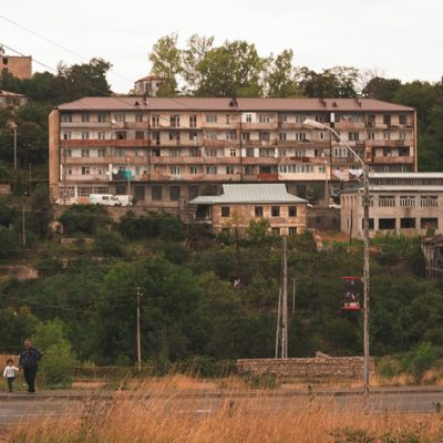Nagorno-Karabakh: A Phantom Republic Takes Center Stage
