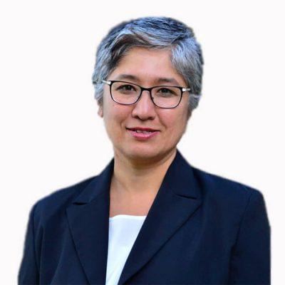 Prof(a). Zulfiya Tursunova.