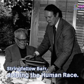 Stringfellow Barr. Joining the Human Race.