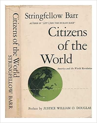 Citizens of the World.