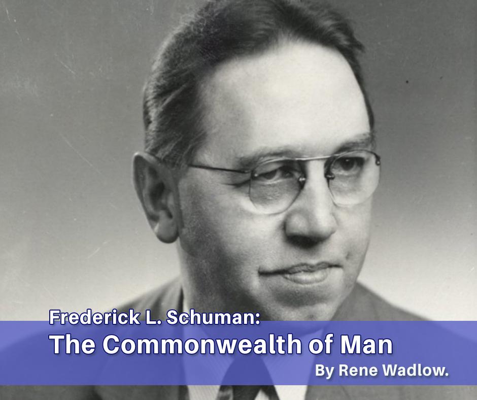 Frederick L. Schuman