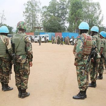 The United Nations Peacekeeping Forces, Weak but Necessary.