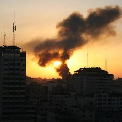 Jerusalem-Gaza Cease-fire: Broad Negociations Are Now Needed.