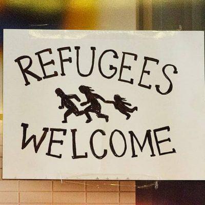 World Refugee Day.