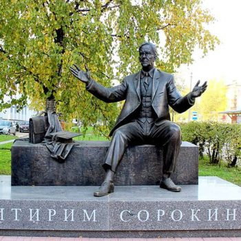 Pitirim Sorokin: The Renewal of Humanity