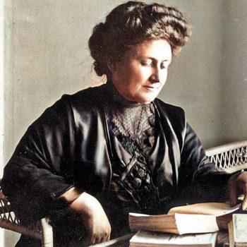 Maria Montessori (1870-1952).