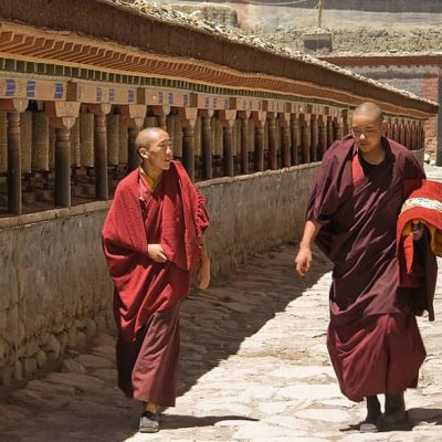 Crackdown on Buddhism in Tibet?.