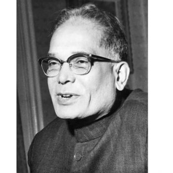 Jayaprakash Narayan: Advocate of the Nonviolent Total Revolution.